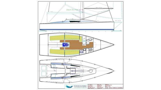 Patricio guti rrez arquitectura naval dise os for Arquitectura naval pdf